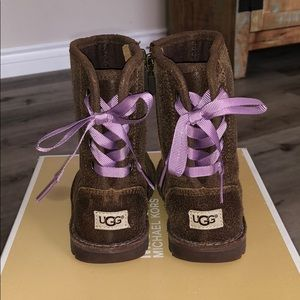 Authentic girl UGG boots